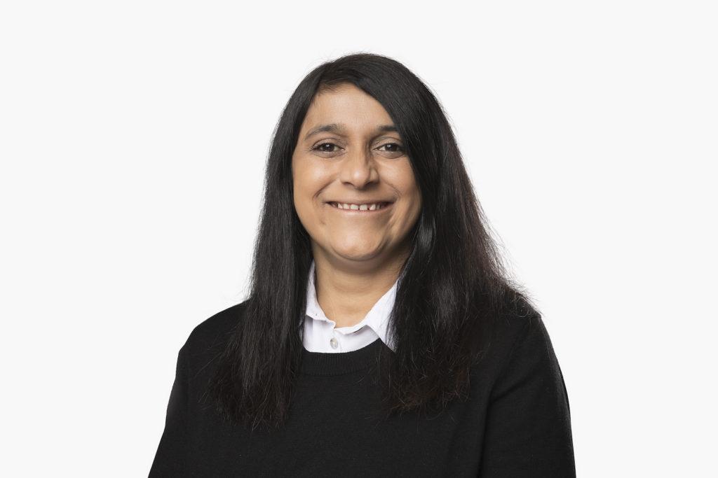 Portrait of Sarah Lewis (Bampton Nursery Manager)