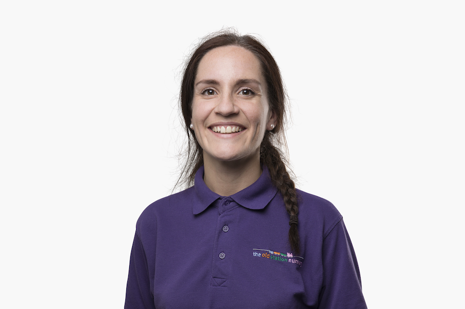 Portrait of Aisling Armstrong (Houlton Nursery Manager)