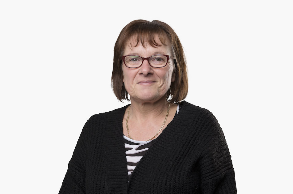 Portrait of Julie Rees (Head Office – Area Manager)