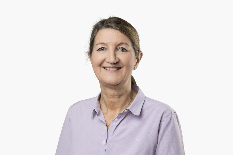 Portrait of Louise Jenkins (Filkins Nursery Manager)